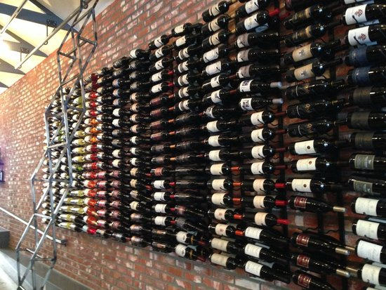 Thomas Hill Organics: 99 Bottles of wine on the wall...