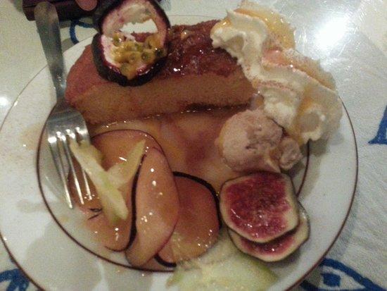 Godjo Restaurant: Dessert