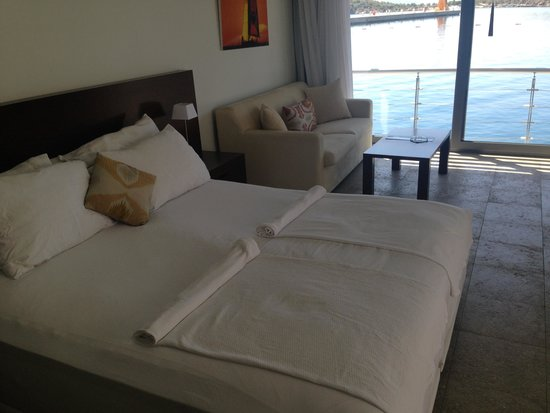 The Doria Hotel: oda