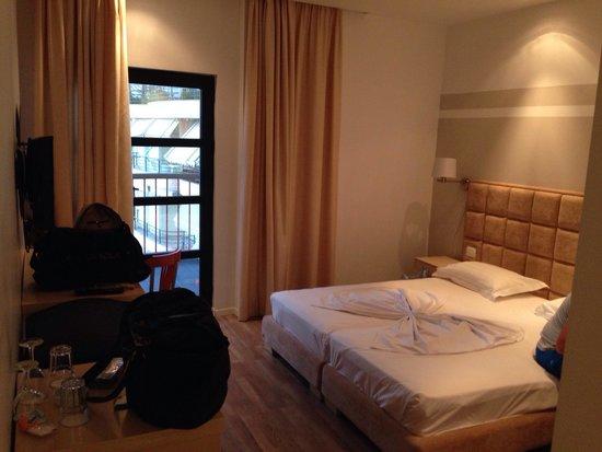 Hotel Brilant: Camera