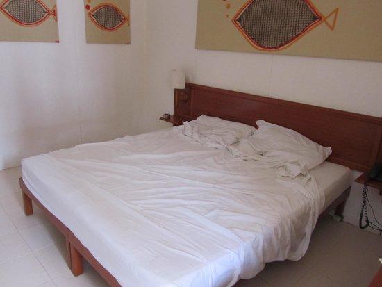 Hotel Oasis Belorizonte : Quarto