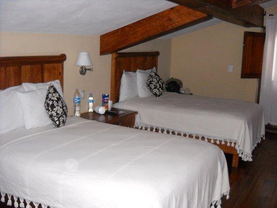Hotel San Marcos: Habitación planta alta