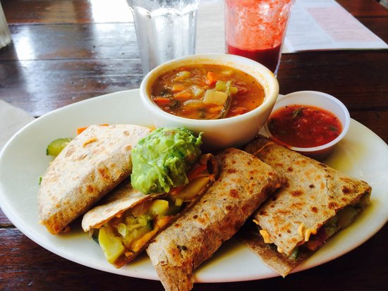 Lotus Cafe and Juice Bar : I am on a very restricted diet, but this meal met the criteria, was beautifully prepared, and ta