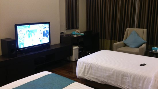 Jasmine Resort Hotel : STDの部屋です。