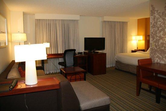 Residence Inn Arlington Pentagon City: Room 901