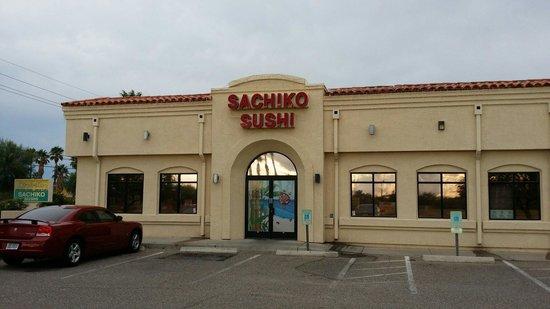 sachiko sushi II