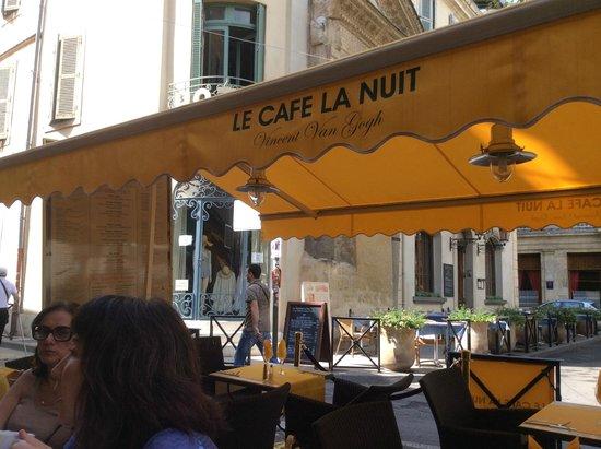 Le Café La Nuit : Café de La Nuit ou Café Van Gogh, Arles