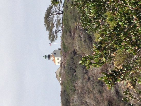 Cabrillo National Monument: lighthouse