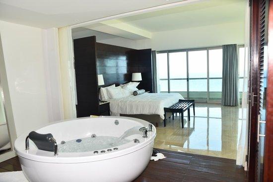 Live Aqua Cancun All Inclusive: Fuego Suite