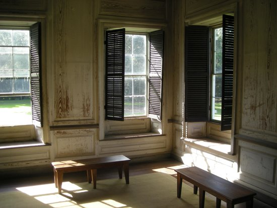 Drayton Hall : One of the rooms