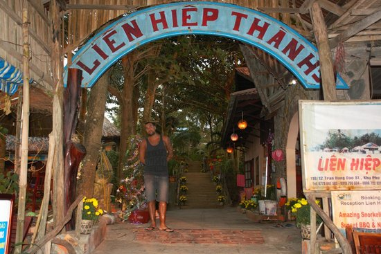 Lien Hiep Thanh Resort : Lien hiep thanh