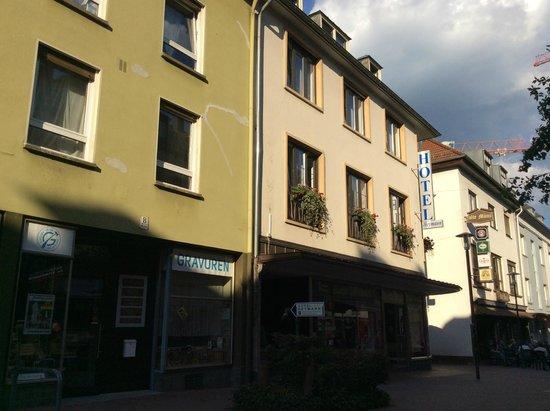 Hotel Heymann: Exterior of Hotel