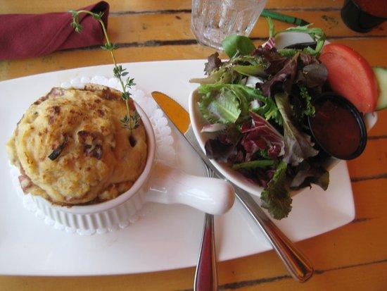 Queen Victoria Place Restaurant: Shepherd's pie