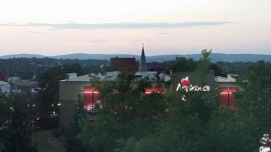 Hampton Inn & Suites Ephrata - Mountain Springs: Room with a view