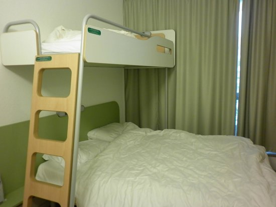 Ibis Budget Dresden City: The Beds