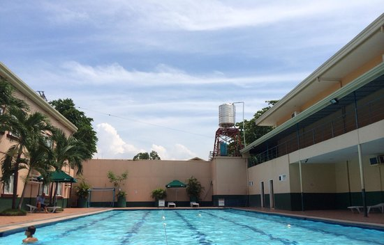 Holiday Spa Hotel : Pool
