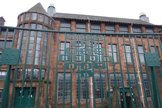 Scotland Street School Museum: School