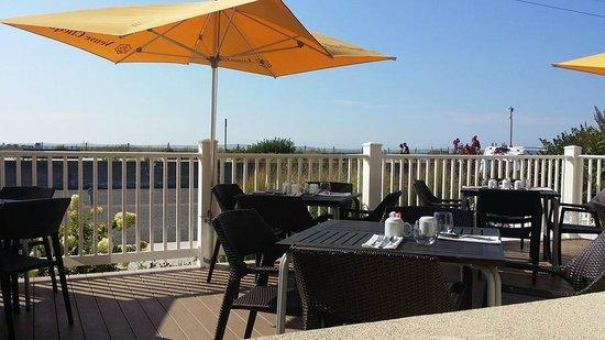Ocean Club Hotel: Breakfast at Sea Salt