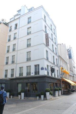Le Relais des Halles: Nice hotel