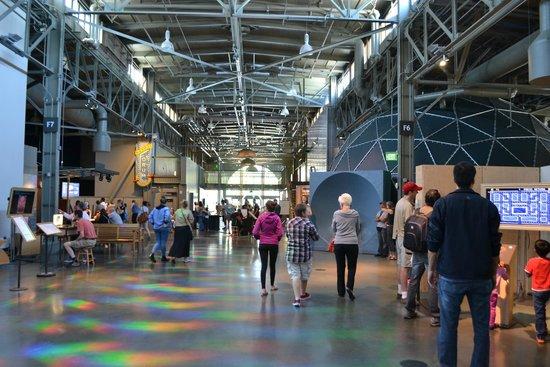 Exploratorium : Áera interna
