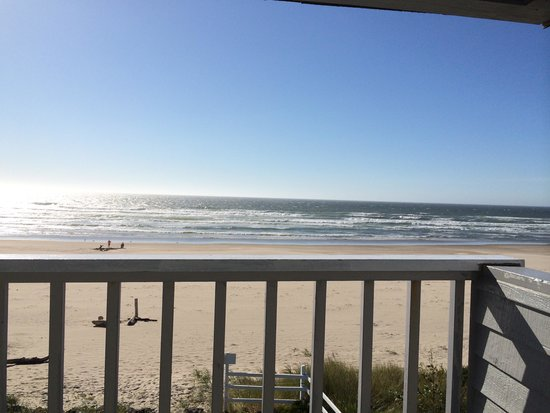 Surfside Resort: View from the room