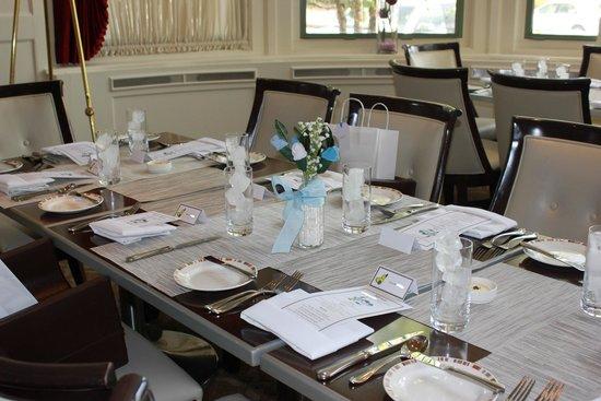 Paramour at Wayne Hotel: Dining Room