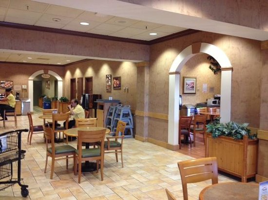 Wegmans Market Cafe Upstairs Dining Room