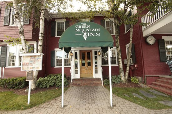 The Green Mountain Inn front view