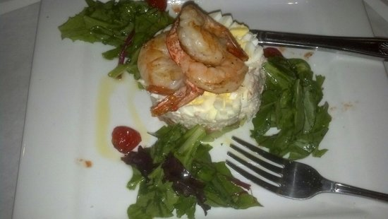 Patrick's French Bakery & Cafe: Sea Breeze Salad