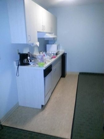 La Quinta Inn & Suites Newport : our kitchenette