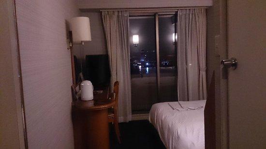 Star Hotel Yokohama: 部屋自体はそれなり