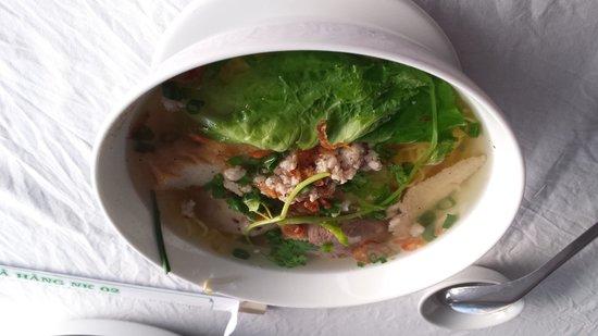 Nha Khach So 02 : 朝食