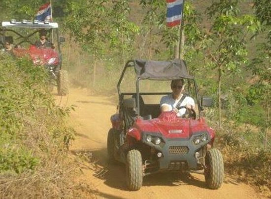 Chiang Rai ATV: Customers on the Lanna Experience