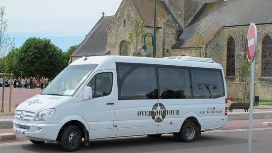 OverlordTour : super comfy van