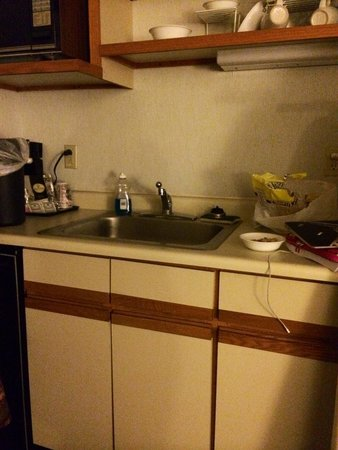 Quality Inn & Suites: Old facilities