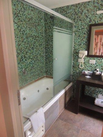 La Cantera Jungle Lodge: Bathroom