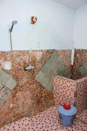 Secret Island Resort: Bathroom/shower