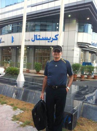 Cristal Hotel Abu Dhabi: Abu Dhabi