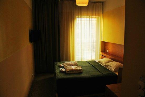 Hotel Bern: やわらかい色調が良い