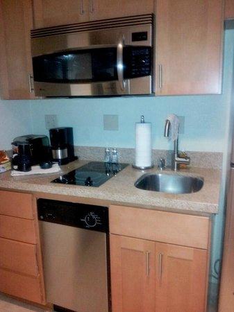HYATT house San Diego/Carlsbad: Kitchen