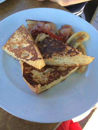 Craypot Cafe & Bar: French Toast
