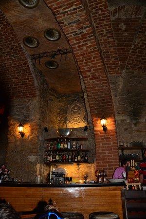 Restaurant Peklo : A genuine medieval athosphere