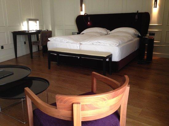 Hotel Palacio de Villapanes: Comfy beds