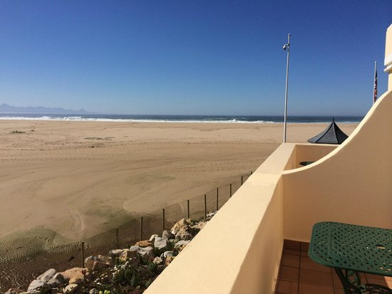 Milkwood Manor on Sea: View from our balcony