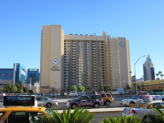 welcome picture of polo towers suites las vegas. Black Bedroom Furniture Sets. Home Design Ideas