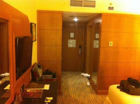 Sheraton Jeddah Hotel : SPG room