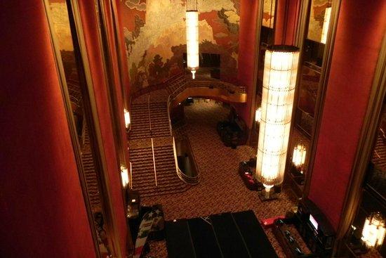 Radio City Music Hall Stage Door Tour: Hall