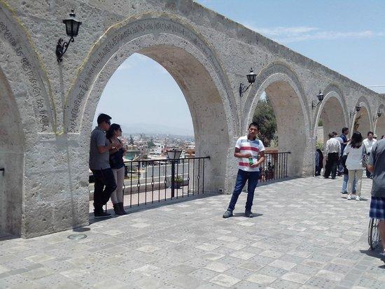 los arcos de yanahuara