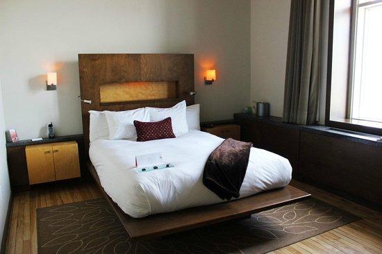 Hôtel 71 : Our room