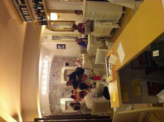 Restaurant Cinque Archi: Sala ristorante .